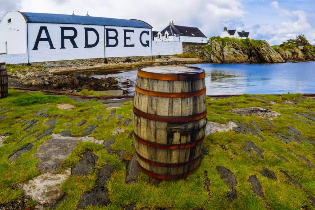 Ardbeg Islay Scotch