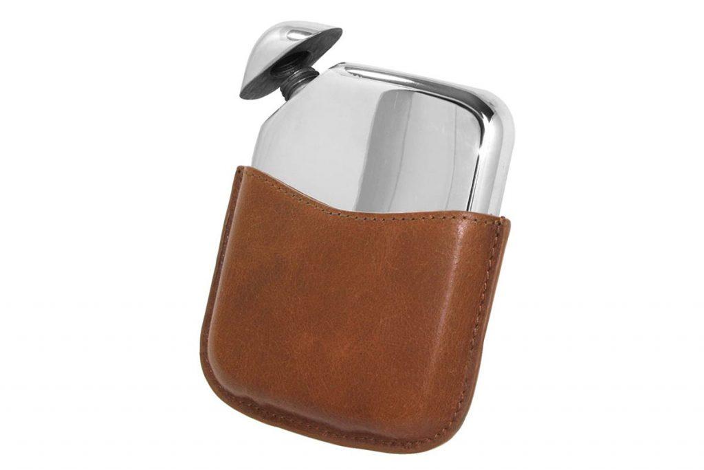 English Pewter Company Novus Flask