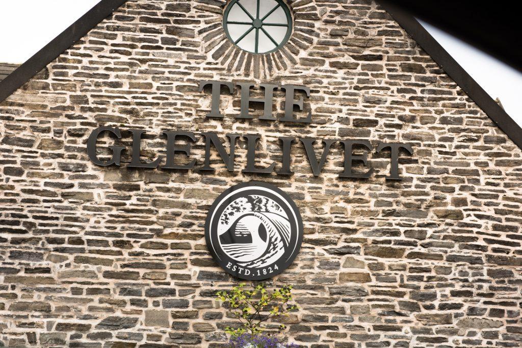 Glenlivet Distillery Scotland