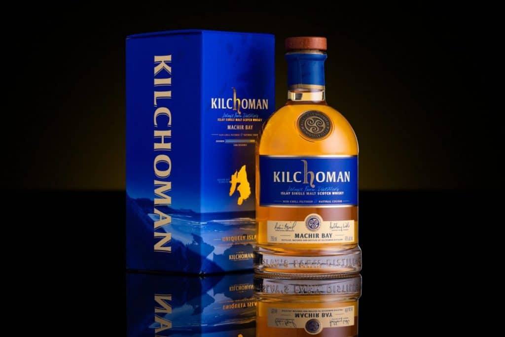 Kilchoman Islay Scotch