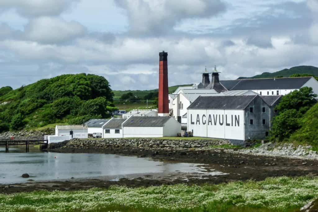 Lagavulin Islay Scotch