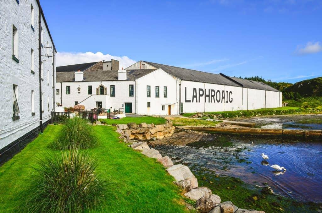 Laphroaig Islay Scotch