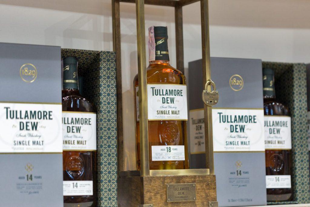 Tullamore Dew 14-Year-Old Single Malt